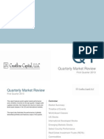 Quarterly Market Review Q1 2013