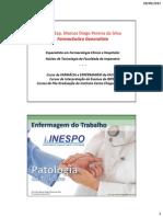 01 - Introdução a Patologia