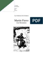 Práctico Martín Fierro