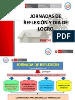 J. REFLEXION DÍA DEL LOGRO