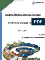 Aula 4 - Dinâmica da Crosta Terrestre