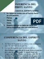 Conferencia Del Espiritu Santo