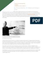 » Blog Archive » Qué son las mitologías para Roland Barthes_ El método semiológico en el análisis de los mitos