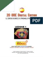 20 Ore Spagnolo Dispensa 01