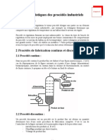 Caracteristiques Des Procedes Industriels6