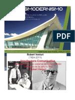 Arquitectura Comunicativa-Venturi y Posmodernismo