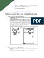 83421405 FANUC Robotics SYSTEM R J3 Troubleshooting and Maintenance Manual