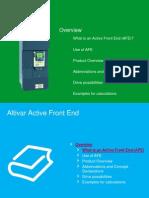 AFE Active Front End