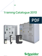 Drives Training Catalog v2013.10