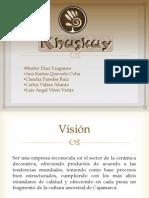 Mision y Vision Khuskuy