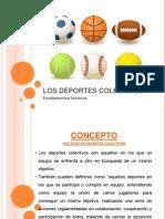 Los Deportes Colectivo s