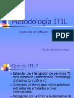 ITIL Claudia Gandelman-D
