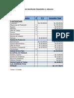 Cuadros Excel