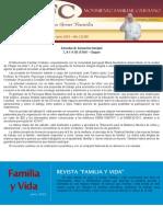 Revista Vida y Familia