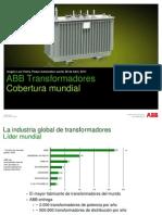 Elementos Diferenciadores en Transformadores de Distribucion Angelo Vieira