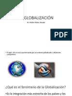 LA GLOBALIZACIÓN MUNDIAL