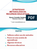 3.- ESTRATEGIAS METODOLÓGICAS - METOD_RECURSOS - YANAHUANCA 02-03-2013 val.