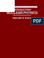 Krane Kenneth S. - Introductory Nuclear Physics 1988
