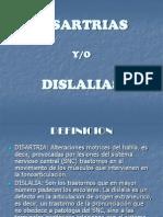 Disartrias Dislalias Grupo 1b