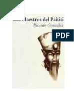 GONZALEZ Ricardo - Los Maestros Del Paititi