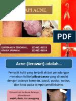 Terapi Akne