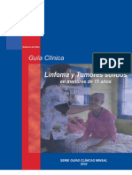Guia Clinica Linfomas y Tumores Solidos