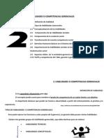 Seccion 2 Habilidades o Competencias Gernciales
