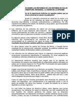 7. Lecciones Aprendidas Sobre Reformas - Fernando Leanes