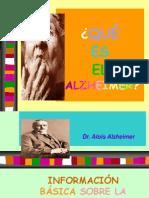 Clase Alzheimer