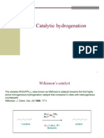 wilkinson catalyst