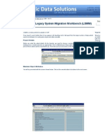 SAP HR - Legacy System Migration Workbench (LSMW)