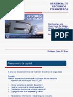 Finanzas_Cap03_Presupuesto de Capital Base