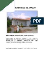 Informe Avaluo San Juan