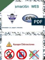 (1) Que es PHP