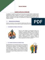 El profesionalis y la etica en la consultoría