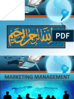Marketing Strategies and Structure