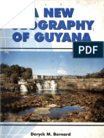 A New Geography of Guyana