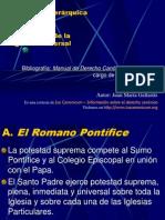 DCI 17. Estructuras de La Iglesia Universal