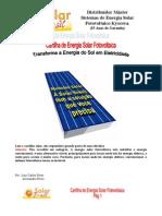 Energia Solar - Cartilha
