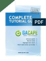GaCape Tutorial