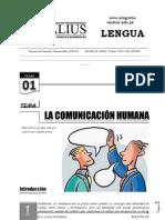 Boletín 1 Seminario Lengua 1