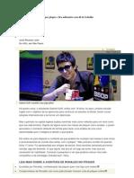 Brasileiro troca cursinho por pôquer e fica milionário com 4h de trabalho