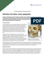 Página_12 __ futuro __ Dientes torcidos, boca pequeña