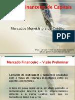 Mercado Monetario e de Credito