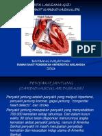 Tata Laksana Gizi Penyakit Kardiovascular