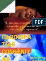 Cardiopatia Congénita.charla de anatomia...........................................................