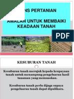 Amalan Membaiki Keadaan Tanah (Pembajaan)