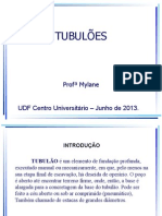 TUBULÃO apresentacao completa1