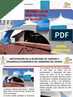 Presentacion Wine & Food Festival Empresarios