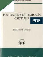 Vilanova Evangelista 01 Historia de La Teologia Cristiana